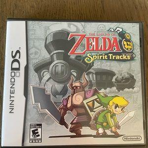 HTF Nintendo DS The Legend of Zelda Spirit Tracks